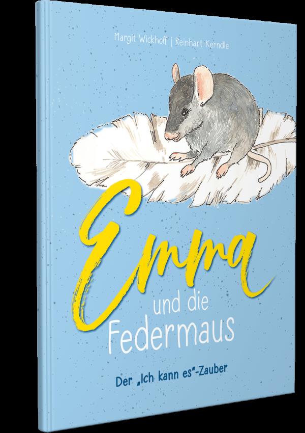 Kinderbuch Emma und die Federmaus