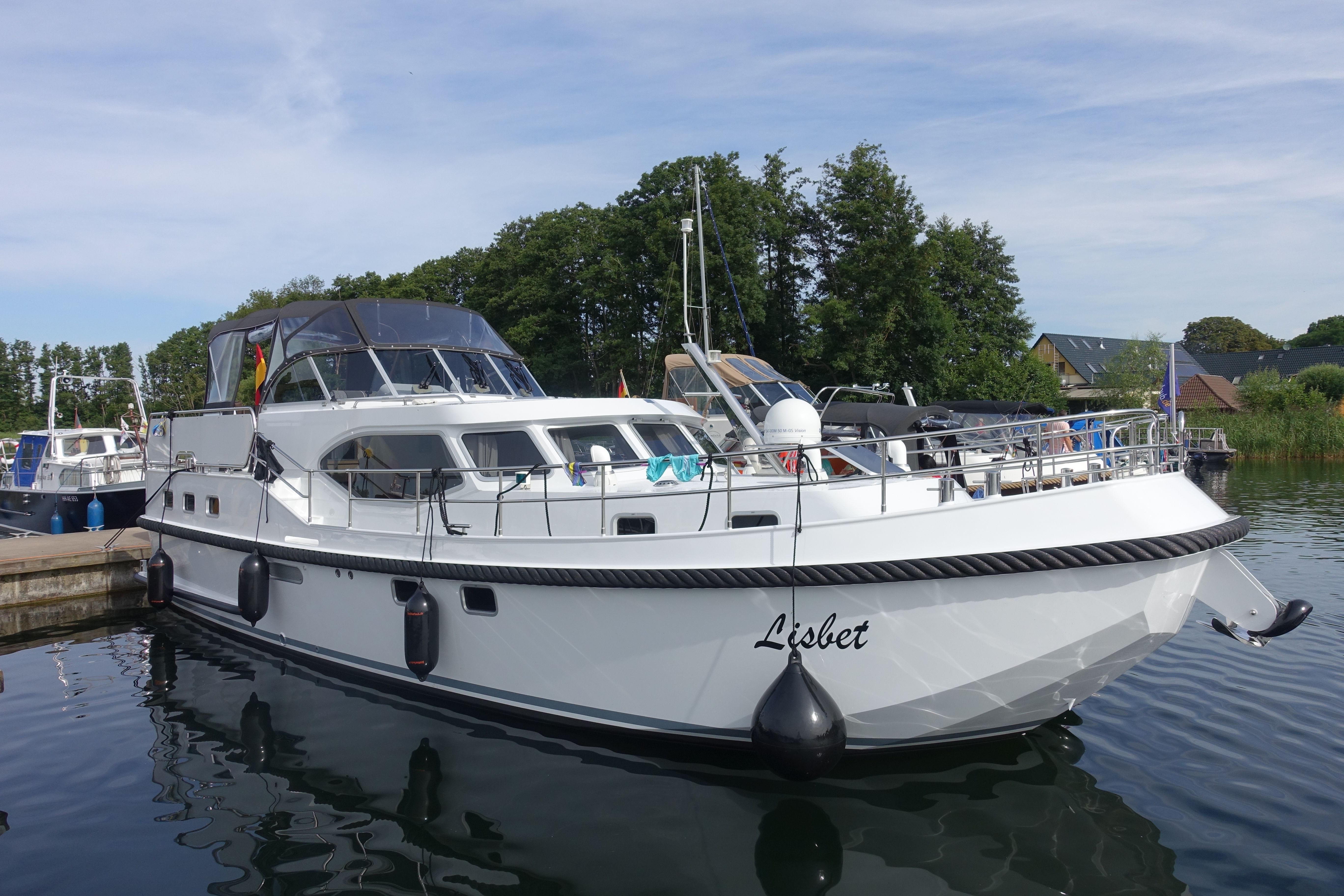 Die beste Lisbeth – unser Hausboot von Yachtcharter Schulz