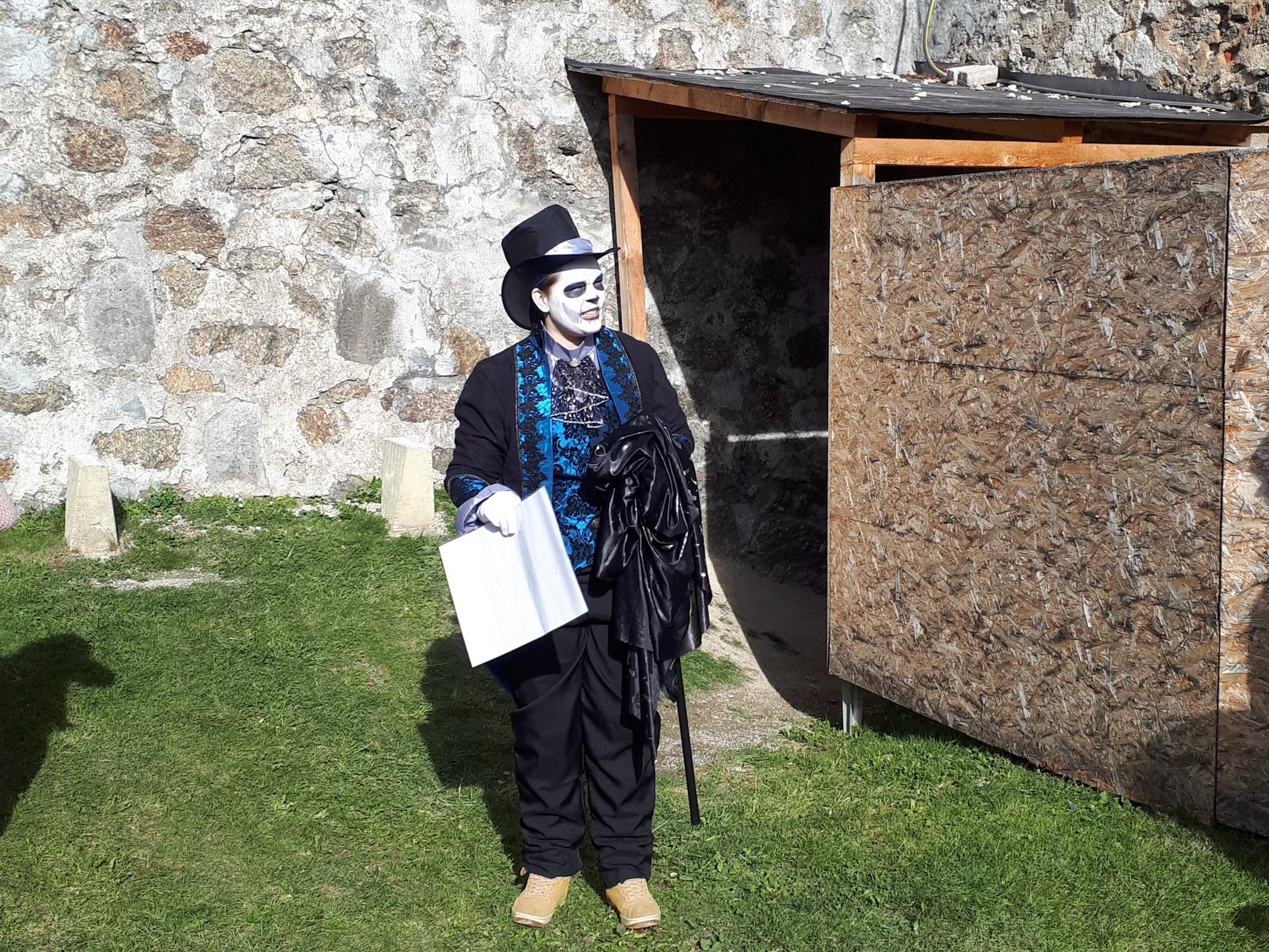 Gurselig-grausig: Halloween auf Burg Forchtenstein