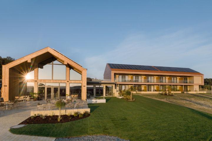 EventArium und 4-Sterne-Zubau beim JUFA Hotel Neutal