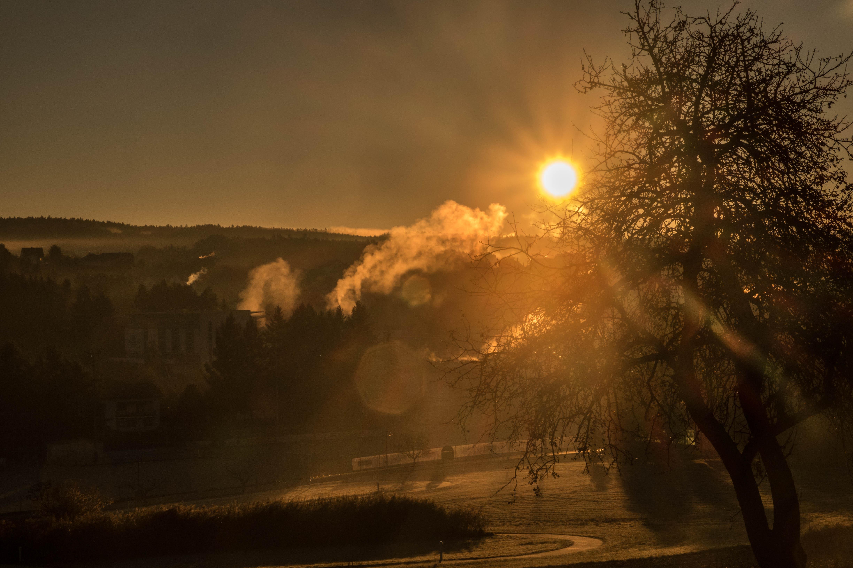 Bad Tatzmannsdorf zeigt sich schon am frühen Morgen von seiner schönsten Seite – Foto Willy Lilge