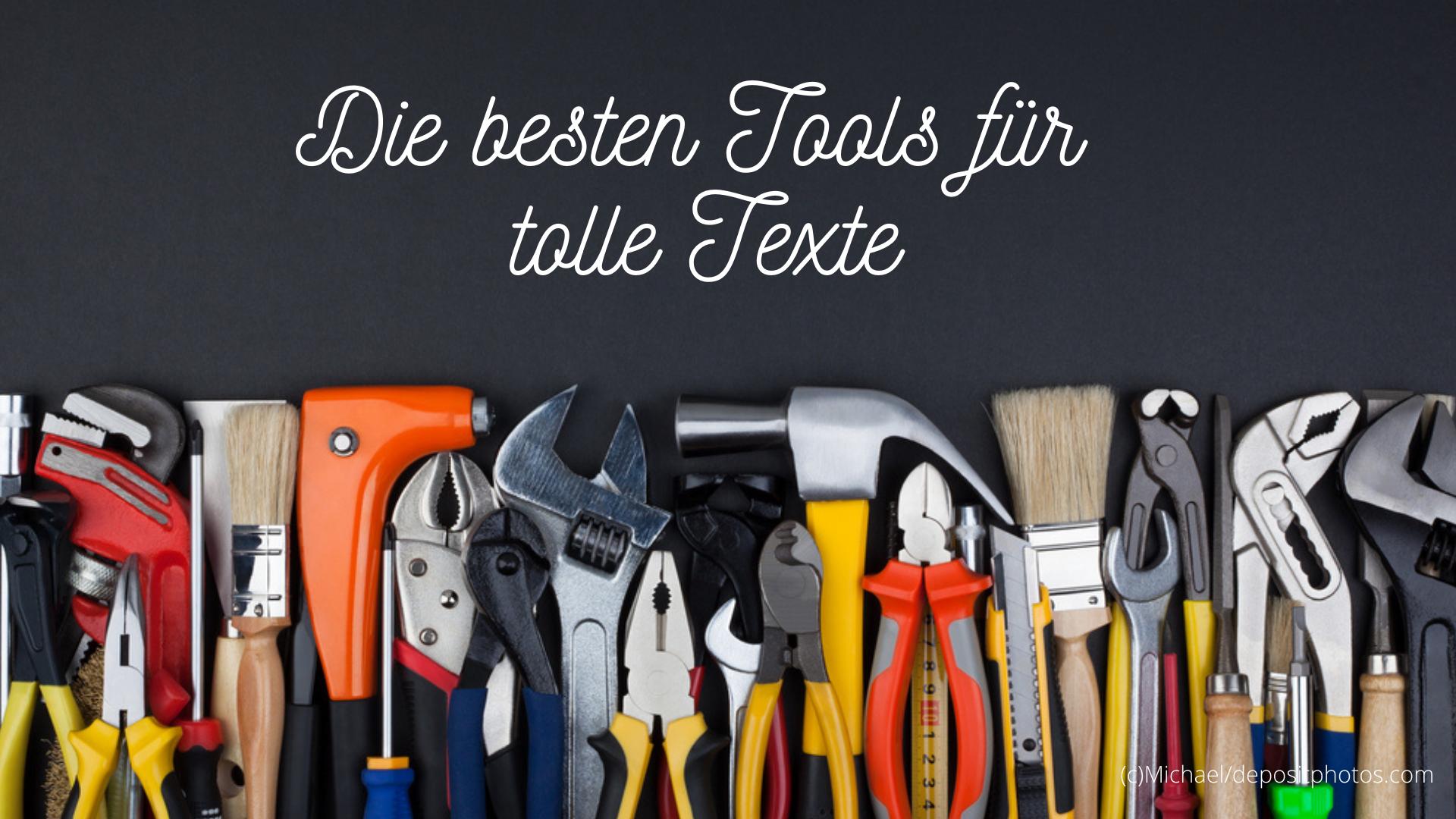 Tools zum Texten